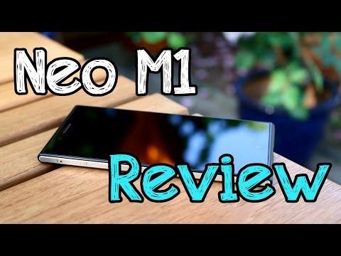 Ultra Slim China Phone - The Xperia Killer - Neo M1 Review [HD]