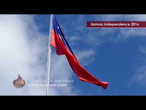 Talamua - Samoa Independence 2016 Part 2
