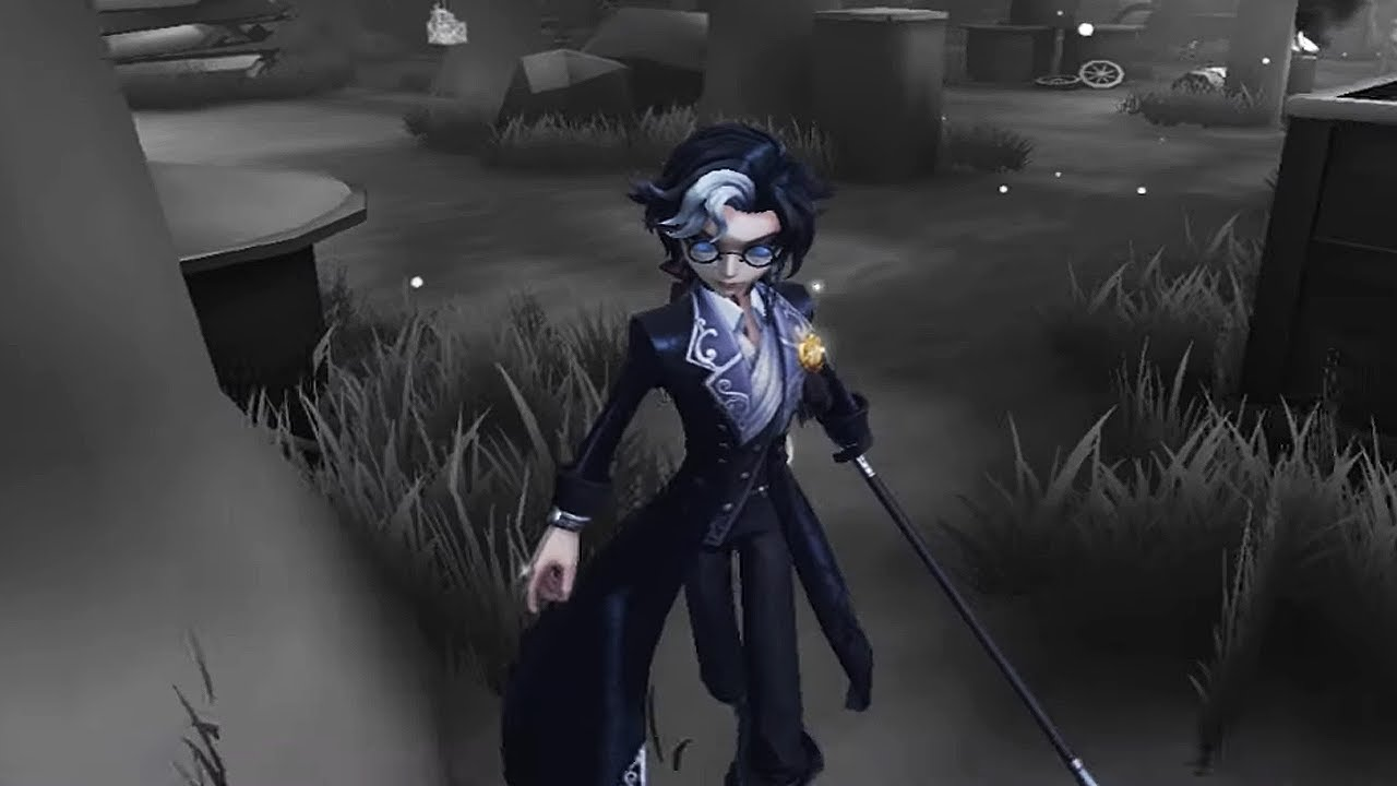 """Photographer """"D.M."""" A costume and S acc. gameplay / Identity V"""