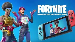 HOW TO DOWNLOAD FORTNITE ON NINTENDO SWITCH. GO TO NINTENDO ESHOP N SEARCH UP FORTNITE