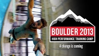Boulder 2013: A change is coming