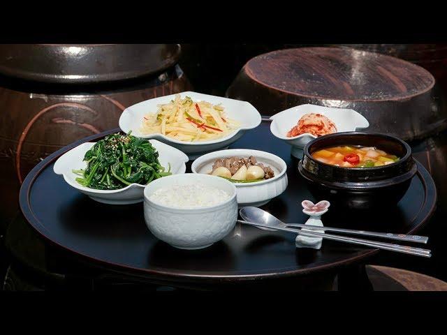 #HANAGo Episode 3 : Korean Food - Banchan(??)