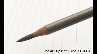 Tips to Draw Better in 7 Minutes: How to Hold the Pencil Like a Master