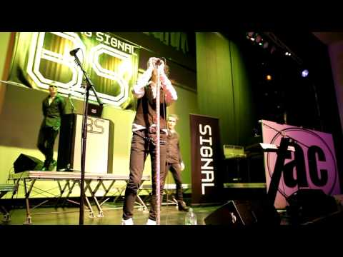 BEATING SIGNAL, live 2015 @ Stadthalle Friedeburg, Nordenham [AC Revival Party 2.0]
