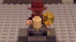 Lego Indiana Jones Opening Scene Recreaction