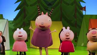 Peppa Pig's Adventure - interview with writer/ director Richard Lewis