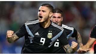 Mauro Icardi vs Mexico  (First Goal For Argentina)  21/11/2018