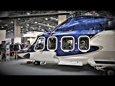 AgustaWestland AW139. Exclases Holdings Ltd exclusive distributor of LEONARDO helicorters 4K