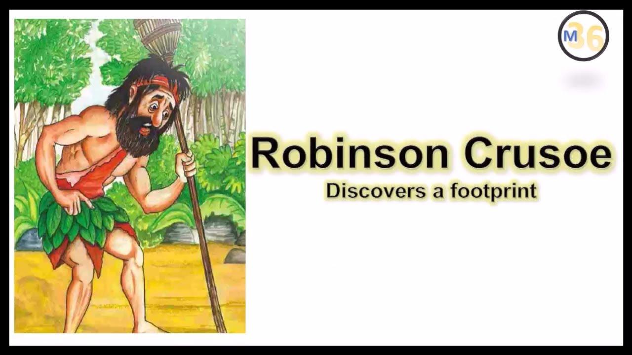 Robinson Crusoe - Class 5 | NCERT | Book Reading | Primary Smart Class