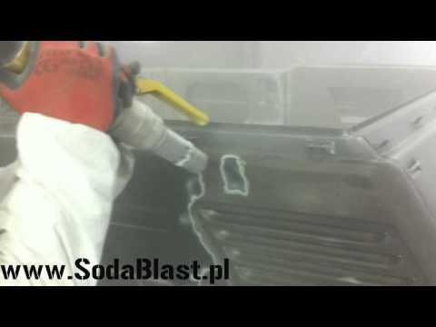 SodaBlast.pl - Sodowanie karoserii Volkswagen Kubelwagen