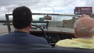 Packard Test Drive