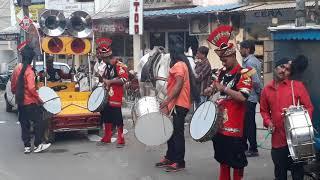 bajne de dhadak dhadak song 💃😎 sargam brass band hyd saidabad 9848850176