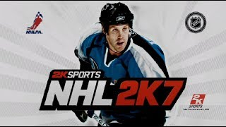 Hockey Game History - NHL 2K7 (Xbox 360)