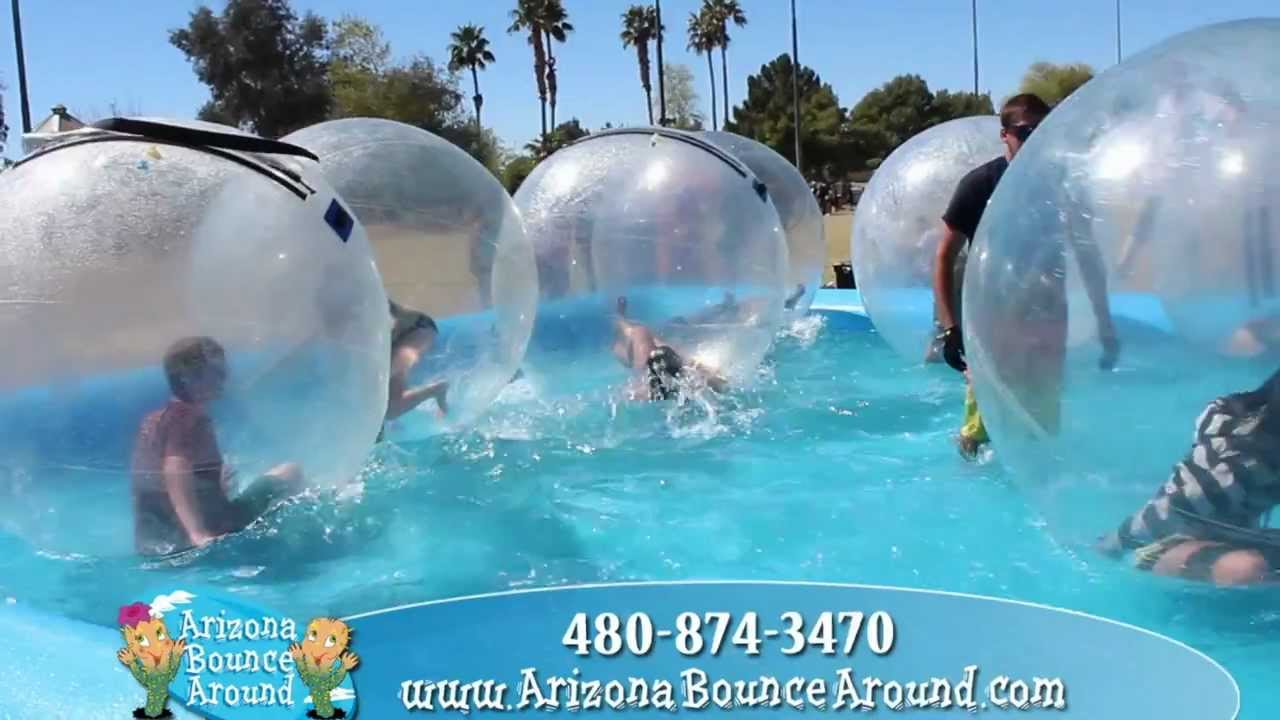 Water Walking Ball rental - Denver, CO | Zorb ball Rentals