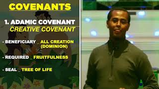 Covenants - Dr. K. N. Jacob