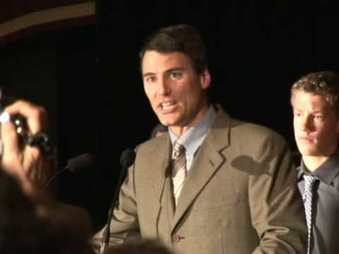 Gregor Robertson - Victory speech on election night