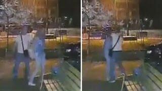 «Вежливое» изнасилование в Москве попало на видео