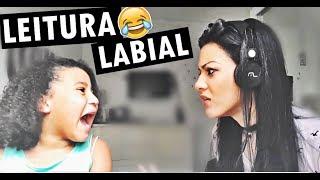 LEITURA LABIAL (ft. TIRA O OLHO DA CARA) - Pérolas da J@que
