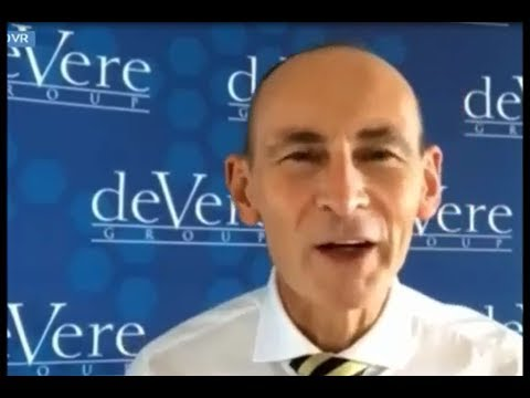 DeVere group -Fake live career Webinar with CEO Nigel Green 2016-2017