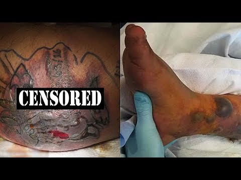 Why You Shouldn't Swim After Getting A Tattoo