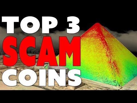 Top 3 Crypto Scam Coins - How to Find Cryptocurrency Scams