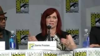 Carrie Preston Recalls Her Most Memorable Scene: True Blood SDCC 2014
