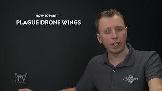 WHTV Tip of the Day -  Plague Drone Wings.