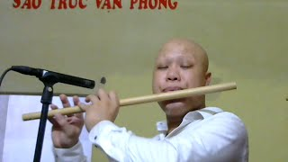 Hoa Cài Mái Tóc ( Remix ) - Cover By Sáo Trúc Vạn Phong