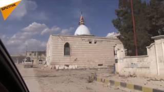 بالفيديو...أبرز موقع سيطر عليه الجيش السوري في ريف حلب الشرقي
