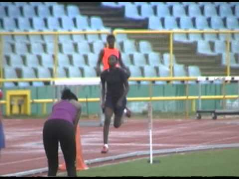 OLYMPICS 2012 preparations in Trinidad and Tobago