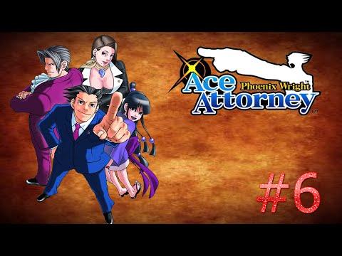 Phoenix wright Ace Attorney Ep.6 - Que juicio más largo