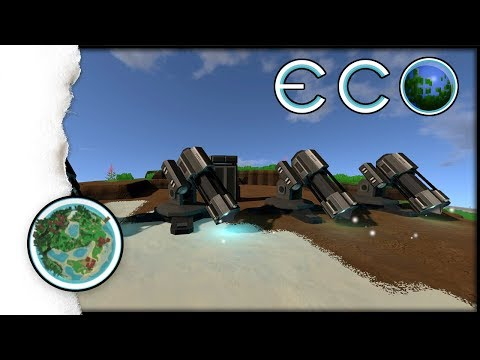Wir bauen uns LASER! | ECO Survival | #41