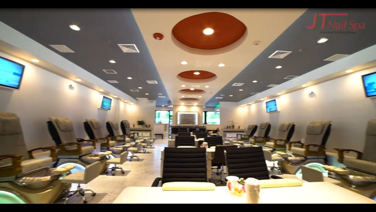VIP NAIL SALON IN RHODE ISLAND TIEM NAIL DEP (2700sqft ...