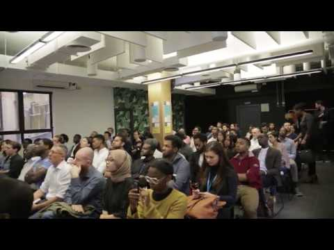 PitchDrive: Pt 1 - 14 African Startups Pitch to Investors in London