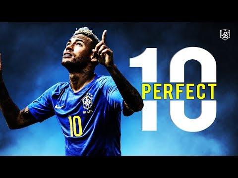Neymar Jr ● Brazil Perfect 10 | Ultimate Skills & Goals | 2018 HD