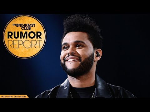 The Weeknd Bails On VMAs Because He Didn't Feel Like Performing