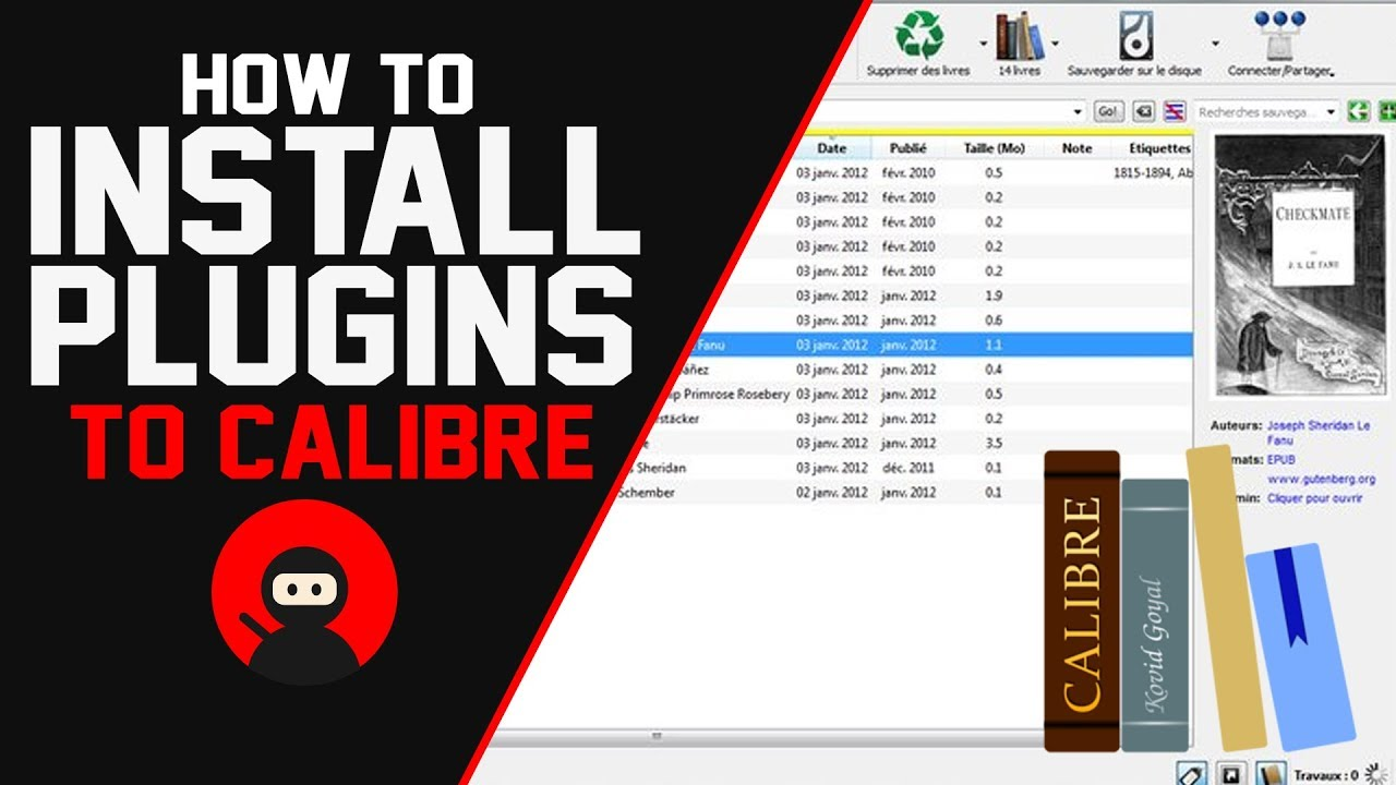 How To Install Plugins to Calibre