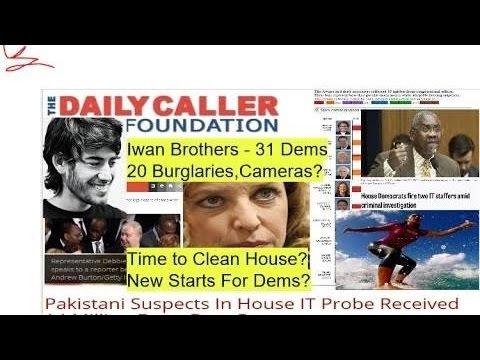 Day 132 - Hillary's Henchmen, Awan Brothers Saga Deepens, Part 2 (3-4-17)
