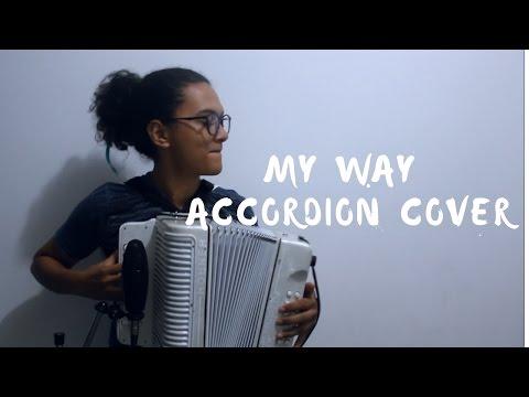 My Way - Calvin Harris Mulett accordion cover