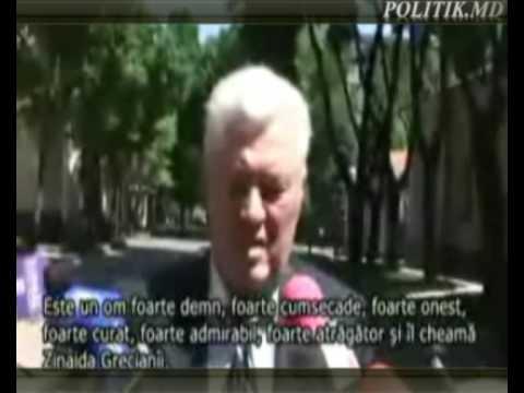 Z. Greceanîi este candidatura comuniştilor pentru funcţia de preşedinte al Republicii Moldova