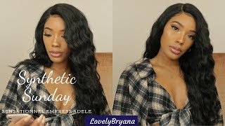 $24 Must Have Wig| Divatress.com Sensationnel Empress Adele |Synthetic Sunday