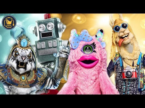 The Masked Singer Season 3 | Episode 1 Spoilers, Clues & Guesses