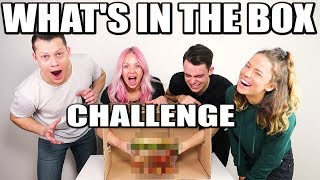WHAT'S IN THE BOX CHALLENGE  *GIVE AWAY*