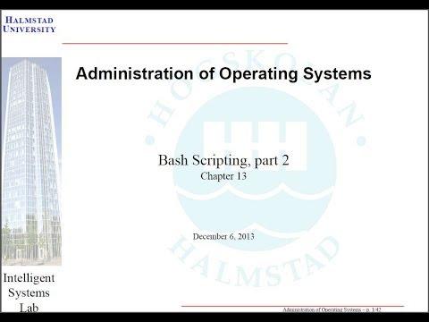 Halmstad University do2003 Lecture 8