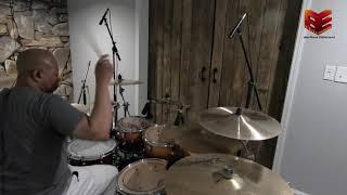 Levi Baker - - Funkin' 4 Jamaica (Drum Cover)