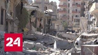 Ракка: альтернативная война. Специальный репортаж Антона Степаненко - Россия 24