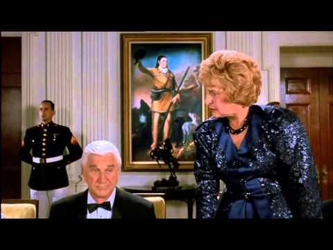Naked Gun 2 and a half the whitehouse