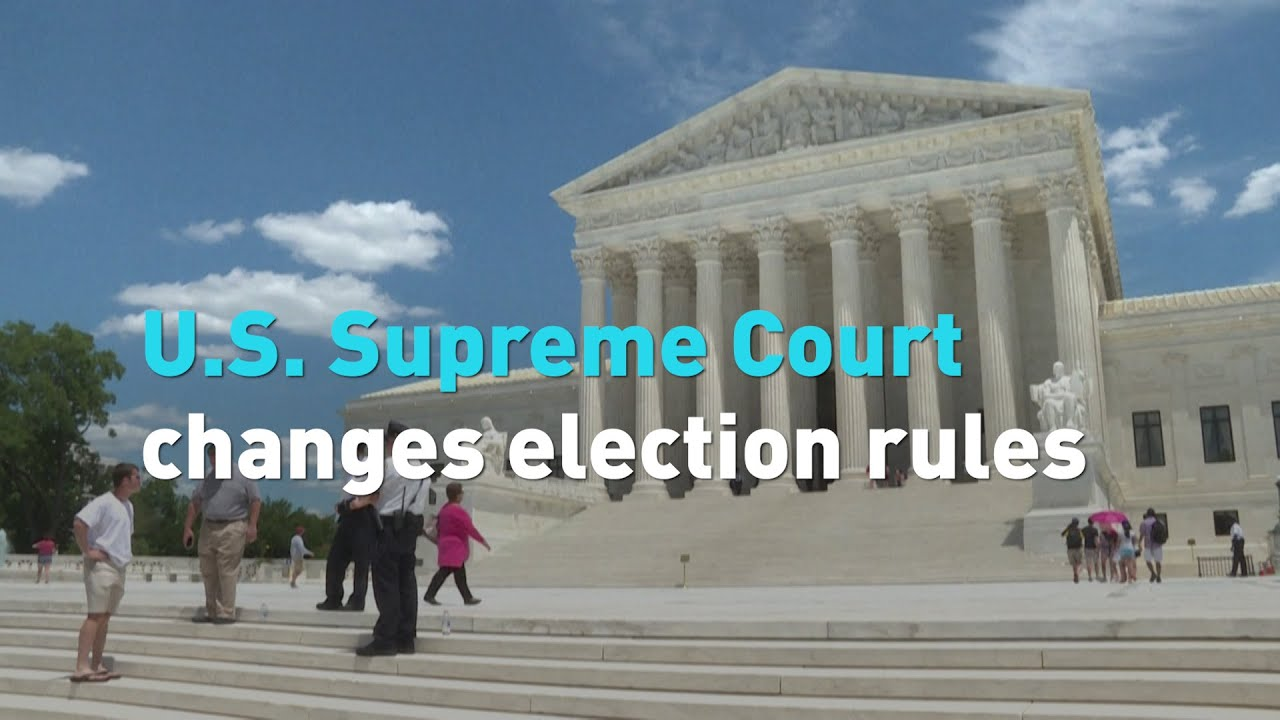 U.S. Supreme Court: States can punish Electoral College voters