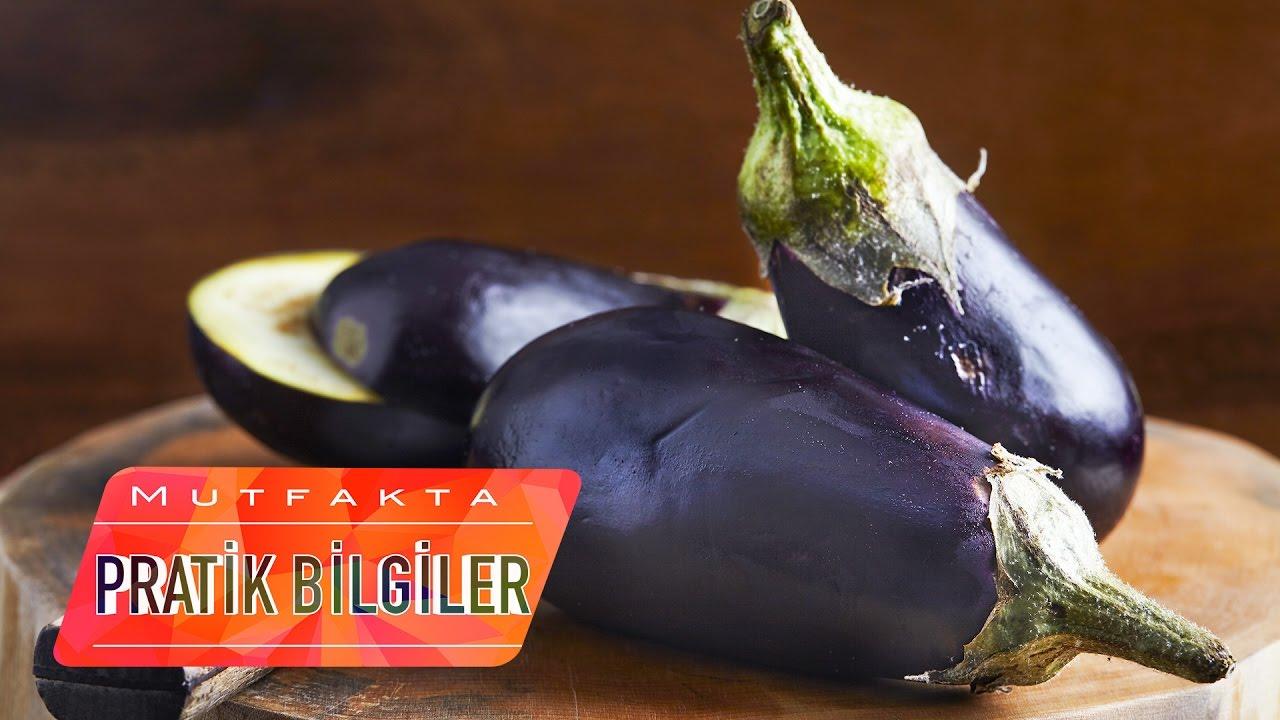 Patlıcan Nasıl Közlenir? | Fırında Patlıcan Nasıl Közlenir?