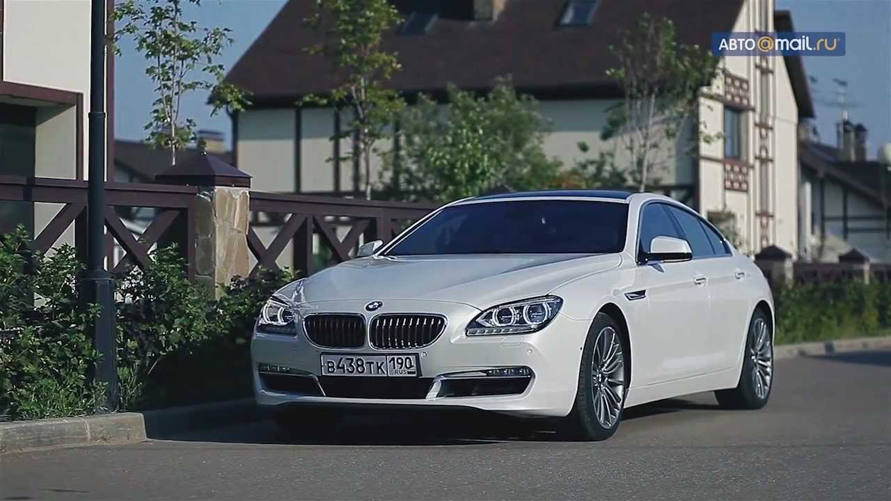BMW 640d Gran Coupe  YouTube